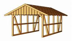 carport new with pitched roof truss sams garden shed store