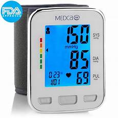 do automatic blood pressure machines read high blood pressure cuff wrist blood pressure monitor and portable fully automatic bp machine band
