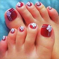 cool difficulties in toe nail polish designs flower toe