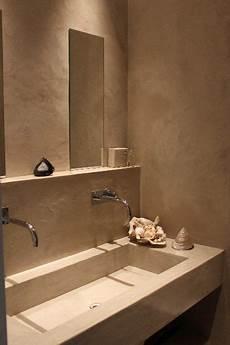 beton ciré salle de bain salle de bain en b 233 ton cir 233 maison des ocres les d 233 cos