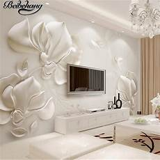 Beibehang Custom 3d Wallpapers Three Dimensional Plaster