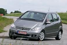 Mercedes A Klasse Gebraucht - mercedes a klasse w169 gebrauchtwagen test autobild de
