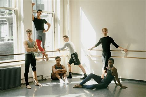 Are All Male Ballet Dancers Gay