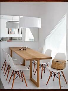 table a manger salle 224 manger et table en bois sur mesure chaises esprit