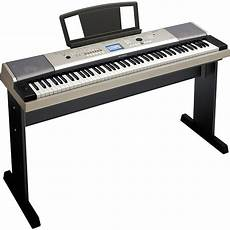 yamaha ypg 525 yamaha ypg 525 88 key portable grand keyboard music123
