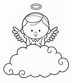 Ausmalbilder Kostenlos Ausdrucken Engel Ausmalbild Engel Kostenlose Malvorlage Engel Hinter