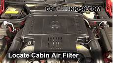 active cabin noise suppression 2009 mercedes benz slk class head up display service manual 1999 mercedes benz sl class cabin filter replacement 2011 mercedes sl class