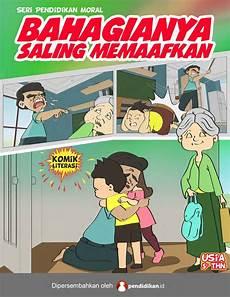 Gambar Ilustrasi Komik Pendidikan Komicbox