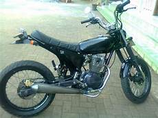 Gl 100 Modif by Modifikasi Honda Gl 100 Wanna Be Japstyle Cxrider