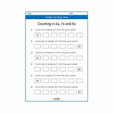 place value worksheets primary resources 5247 number and place value year 4 worksheets primary maths ks2 melloo