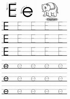 traceable letter worksheets kids learning activity