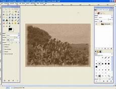 foto altern lassen gimp fotos mit originellen effekten und filtern zum