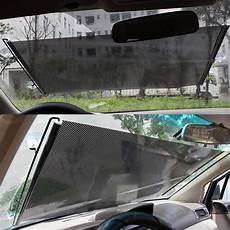 Auto Car Front Rear Window Foldable Visor Sun Shade