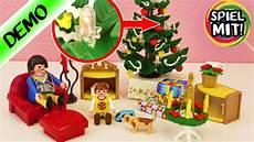 Playmobil Ausmalbilder Weihnachten Playmobil Weihnachten Weihnachtszimmer 4892 Mit