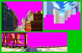 Sprite Fx Background City