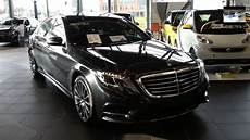 Mercedes S Klasse Amg - mercedes s class amg l 2015 in depth review interior