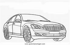 Auto Malvorlagen Mercedes Mercedes S Gratis Malvorlage In Autos2 Transportmittel