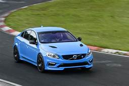 Volvo S60 Polestar Claims Secret Nurburgring Record
