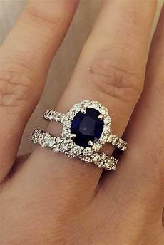45 magnificent sapphire engagement rings oh so