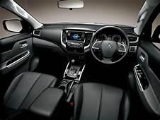 First Full Interior Pic Of Msian Spec Mitsubishi Triton