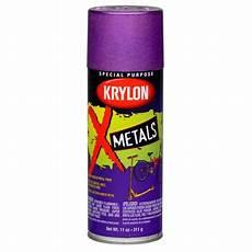 krylon metals spray paint anodized purple walmart com