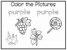 color purple worksheets for kindergarten 12930 5 all about the color purple no prep tracing preschool worksheets and activities