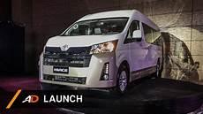 toyota hiace 2019 2019 toyota hiace launch