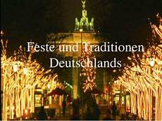 ppt feste und traditionen deutschlands powerpoint