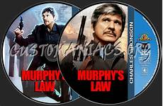 charles bronson collection murphy s law dvd label dvd covers labels by customaniacs id