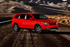 2019 dodge journey srt redesign price release date