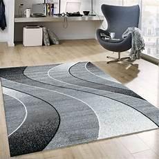 teppich grau grün kurzflor teppich wohnzimmer grau schwarz wei 223 gestreift