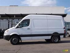 2012 Mercedes Benz Sprinter 3500 High Roof Cargo Van In