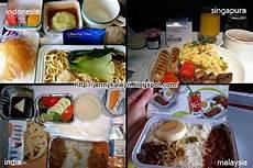 Makanan Atas Kapal Terbang Yang Paling Sedap 23 Gambar