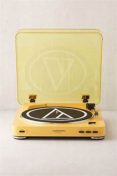 Audio Technica X Uo Mellow Yellow At Lp60 Bluetooth Record