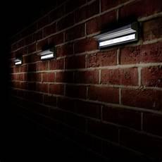 kensington solar powered wall light