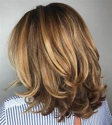 25 must try medium length layered haircuts for 2020