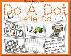 letter dd worksheets 23058 free letter d dot a dot pages free homeschool deals
