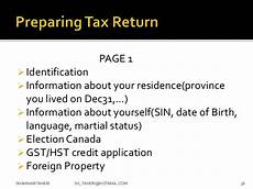 canada s tax system