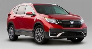 2020 Honda CR V Gains New US Built Hybrid Version Drops