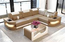 Ledersofa L Form - modern sofa designs that brings the style in home