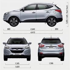 dimension hyundai ix35 الرزق للسيارات هيونداي ix35