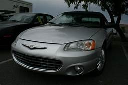 2001 Chrysler Sebring Convertible  SOLD For Sale By