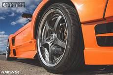 wheel offset 1993 acura nsx flush stock