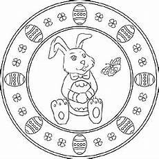 Osterhase Ausmalbilder Mandala Ausmalbilder Osterhase Kostenlos Ausdrucken