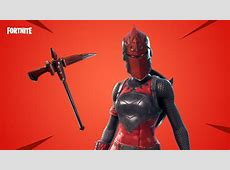 Red Knight Outfit and Archetype Gear now available in