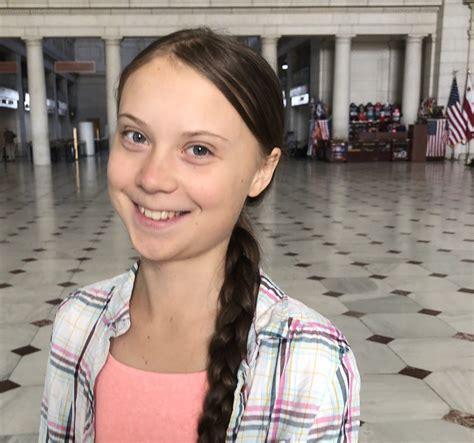 Qui Est Greta Thunberg