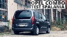 opel combo 1 5 turbo 131 km mt pomiar zużycia paliwa