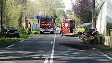 26 04 2013 Clohars Carno 235 T Accidents En Cascade Huit