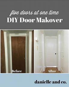 diy interior door makeover five doors at once a diy makeover of five doors at once how to make