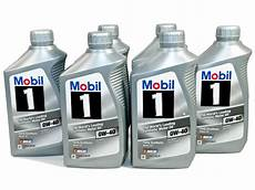 mobil 1 0w40 mobil 1 sae 0w 40 fully synthetic engine motor 6 1